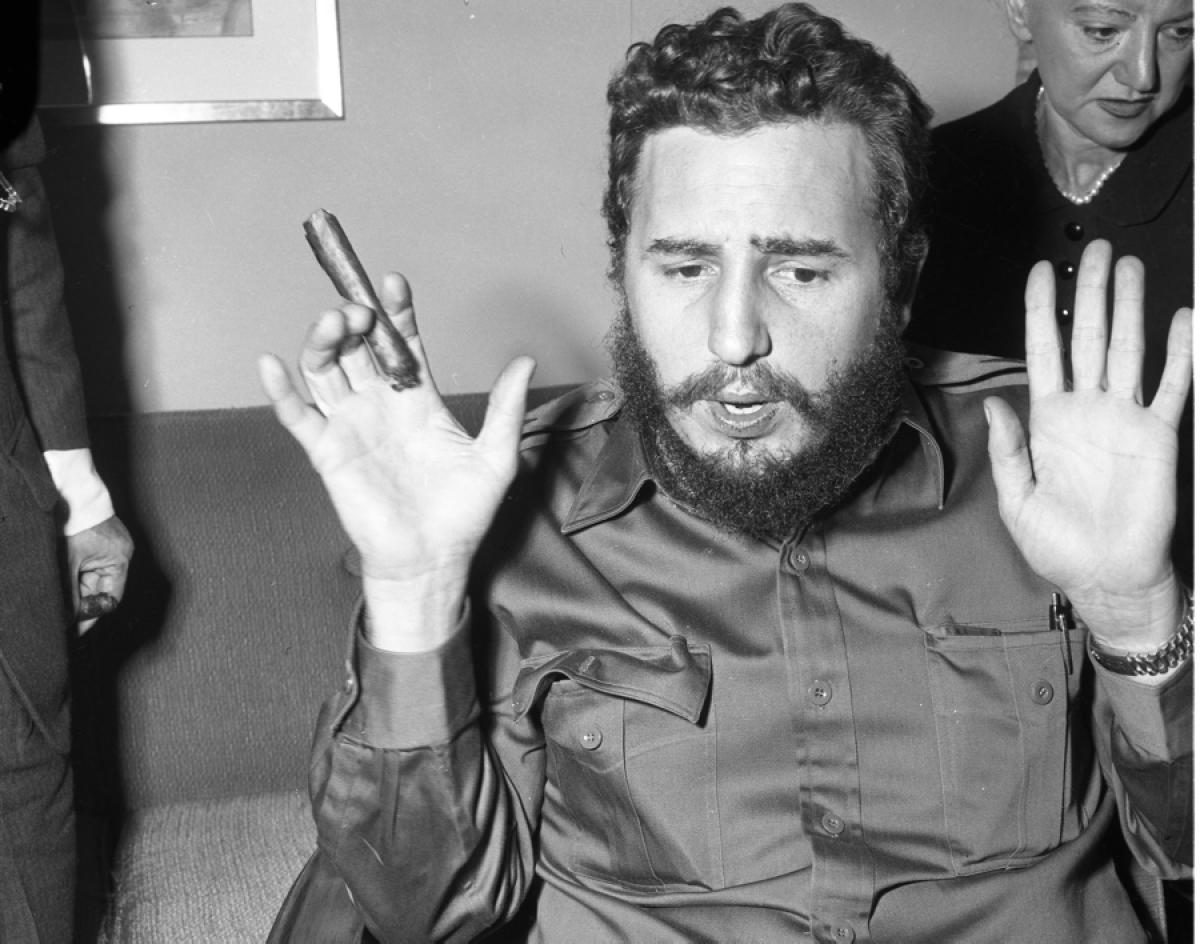 fidel castro 1926 2016 out illusions patrick iber