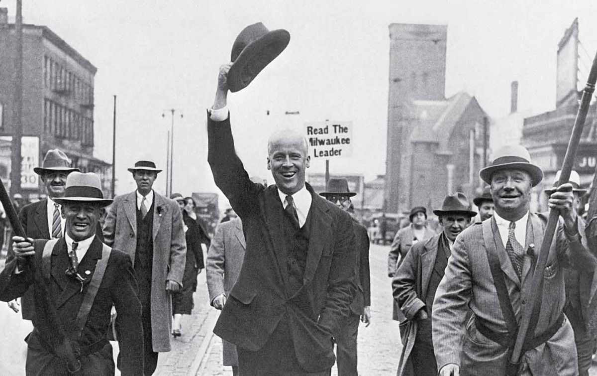 socialism s return in the nation patrick iber